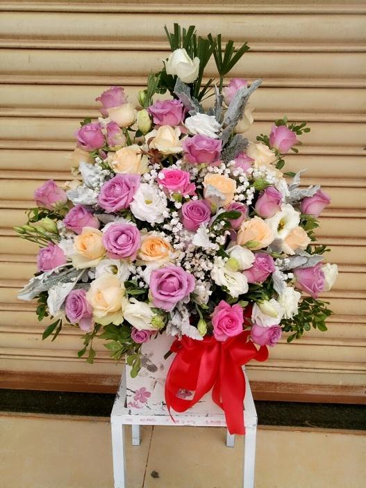 tiem hoa an nhien    ?dia chi mua hoa dep nhat tay ninh