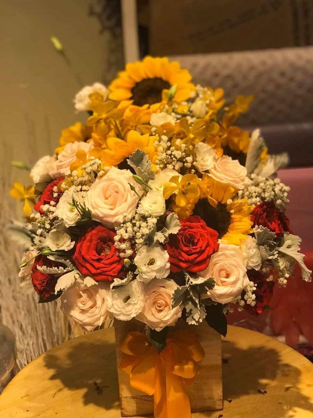 top 10 shop ban hoa dep son la