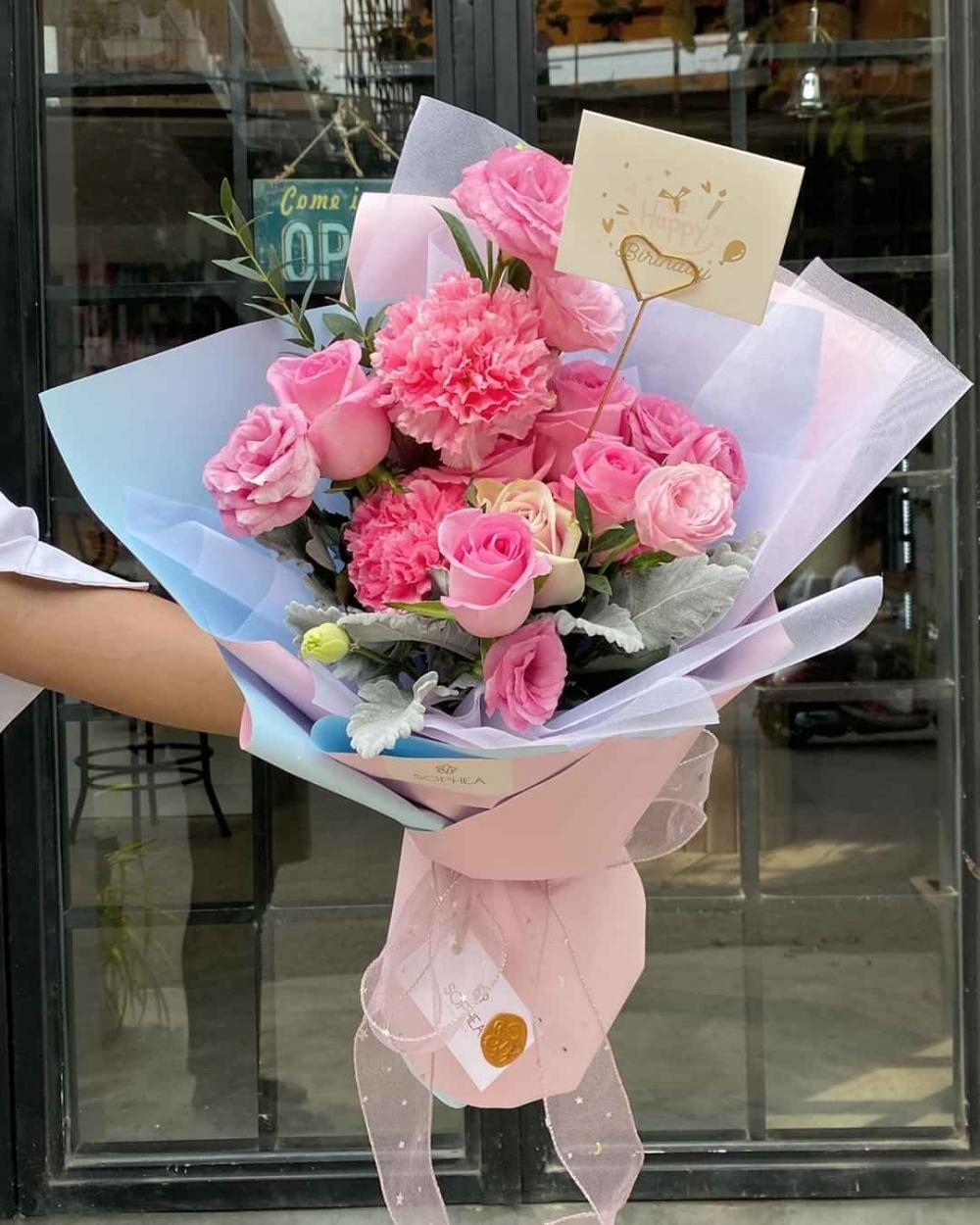 top 10 shop ban hoa dep bac kan
