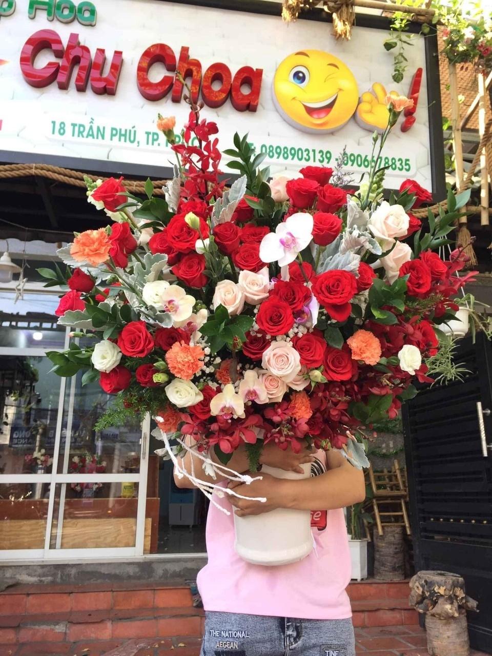 top 10 shop ban hoa dep ninh thuan