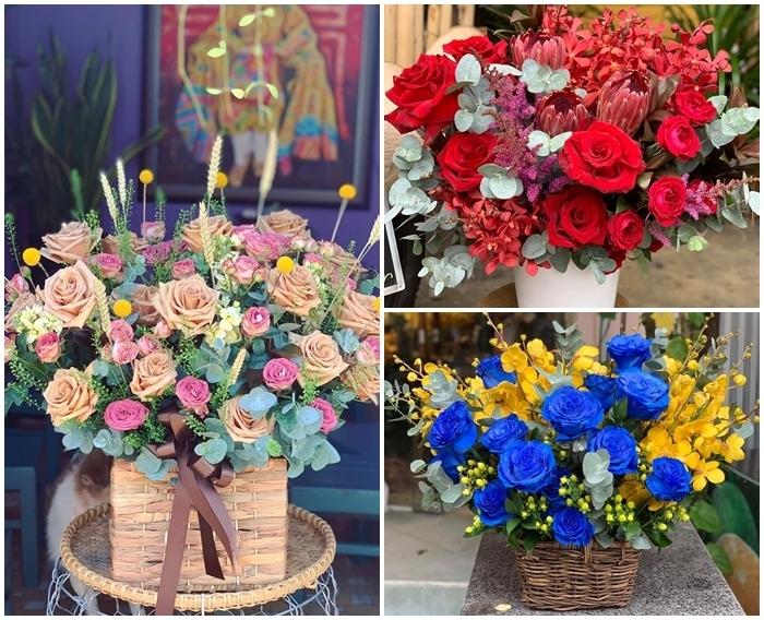 top 10 shop ban hoa dep ninh binh