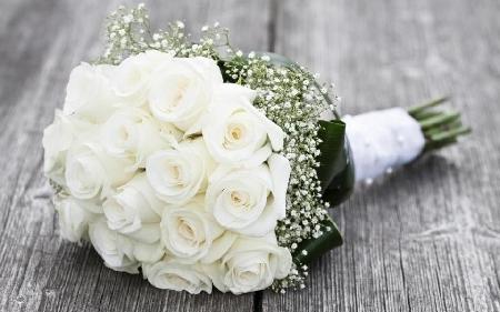 Kết quả hình ảnh cho bó hoa cưới dáng ngắn