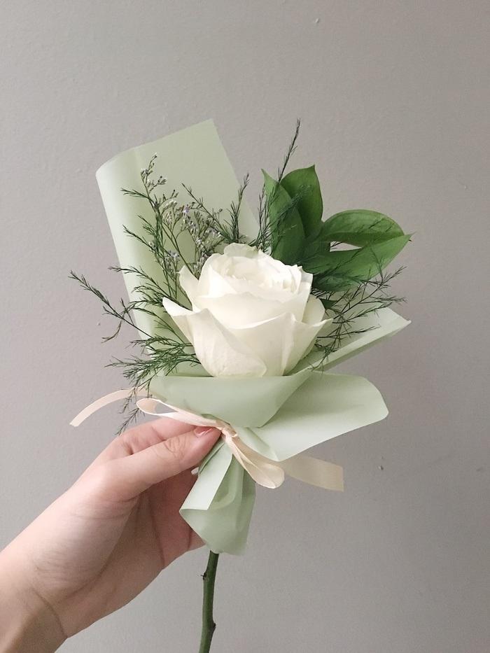 y nghia cua hoa hong dai ban da biet chua  Ý NGHĨA CỦA HOA HỒNG DẠI BẠN ĐÃ BIẾT CHƯA? hoa hong trang y nghia va nhung hinh anh hoa hong trang tuyet dep 12 1