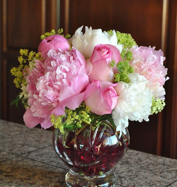 thong diep cua nhung gio hoa de ban dam cuoi