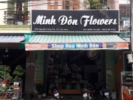 minh don flowers