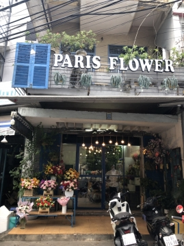 paris flower